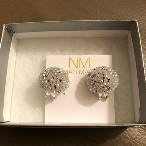 Neiman Marcus Gray Earrings